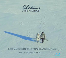 Sibelius Inspiration -Blue-ray, etukansi